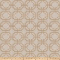 Fabricut Diction Lattice Sandalwood