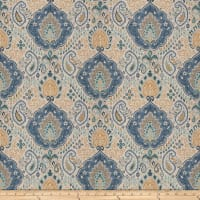 Fabricut Dramatic Regal Blue