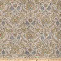 Fabricut Estep Damask Golden