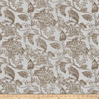 Fabricut Galvin Floral Putty