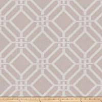 Fabricut Kama Lattice Stone Sheen