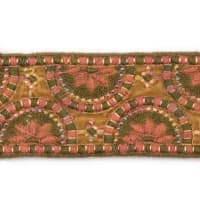 "Fabricut 2.75"" Philosophie Trim Teaberry"