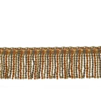 "Fabricut 2.5"" Porch Swing Bullion Fringe Cantaloupe"
