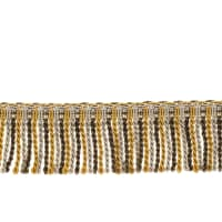 "Fabricut 2.5"" Porch Swing Bullion Fringe Oxidized"