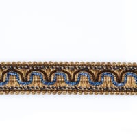 "Fabricut 1.25"" Resort Trim Heritage"