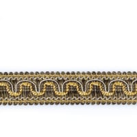 "Fabricut 1.25"" Resort Trim Oxidized"