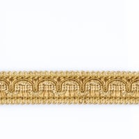 "Fabricut 1.25"" Resort Trim Amber"