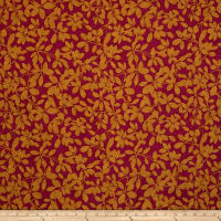 Fabricut Outlet Royal Palm Jacquard Fuchsia