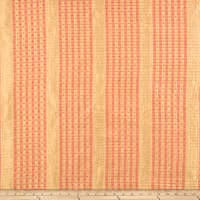 Fabricut Outlet Sakami Silk Blend Chenille Coral