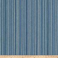 Fabricut Stroud Stripe Denim