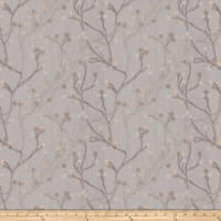 Fabricut Tanka Buds Shadow