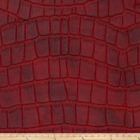 Fabricut Tin Faux Leather Lacquer