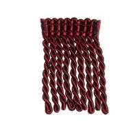 "Trend 4.25"" 01421 Bullion Fringe Blackcherry"