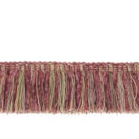 "Trend 2.25"" 01464 Brush Fringe Watermelon"