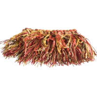 "Trend 2.25"" 01464 Brush Fringe Poppy"