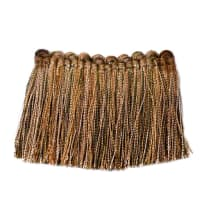 "Trend 2.25"" 01743 Brush Fringe Ginger"