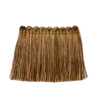 "Trend 2.25"" 01743 Brush Fringe Amber"