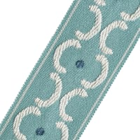 "Jaclyn Smith 1.75"" 01872 Trim Peacock"