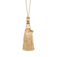 "Trend 11.5"" 02125 Key Tassel Antique"