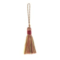"Trend 6.75"" 02498 Key Tassel Strawberry"