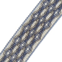 "Jaclyn Smith 2"" 03939 Trim Aegean"