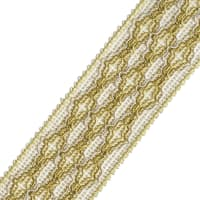 """Jaclyn Smith 2"""" 03939 Trim Chartreuse"""