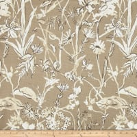 Lacefield Designs Garden Party Linen Blend Basketweave Sand Cambric