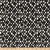 Lacefield Designs Nova Linen Blend Basketweave Ink Cambric