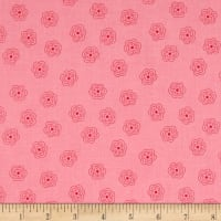 Riley Blake Bee Basics Blossom Pink