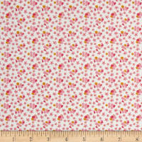 Riley Blake Forget-me-not Petals Pink