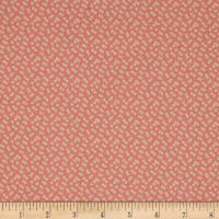 Riley Blake Forget-me-not Confetti Coral
