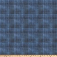 Tim Holtz Dapper Chalk Lines Blue