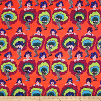Brandon Mably Spring 2017 You Can Can Red