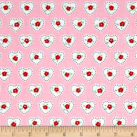 Penny Rose Dolly Hearts Pink
