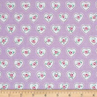 Penny Rose Dolly Hearts Lilac