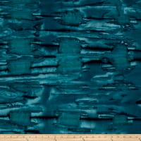 Indian Batik Horizontal Blender Teal