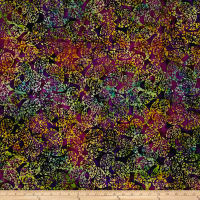 Anthology Batik Paisley Purple/Multi