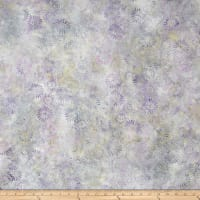 Anthology Batik Medium Floral Blue/Lavender