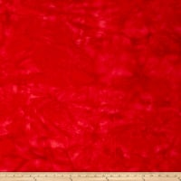 "Anthology Batik 108"" Wide Back Handye Red"