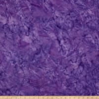 "Anthology Batik 108"" Wide Back Handye Purple"