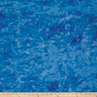 "Anthology Batik 108"" Wide Back Handye Cobalt"
