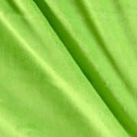 Michael Miller Minky Solid Bright Lime