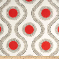 Premier Prints Indoor/Outdoor Susette Indian Coral