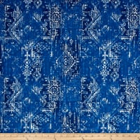 Premier Prints Indoor/Outdoor Sioux Cobalt