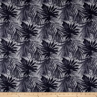 Chanel Designer Jacquard Palms Grey