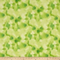 QT Fabrics Delaney Cloud Texture Light Green