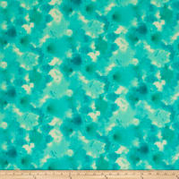 Delaney Cloud Texture Aqua