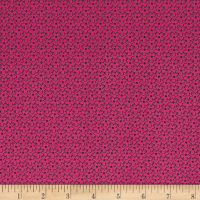 En Vogue Linear Flower Pink/Black