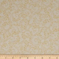 QT Fabrics Sophia Scroll Cream