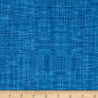 "Color Weave 108"" Wide Backs Indigo"